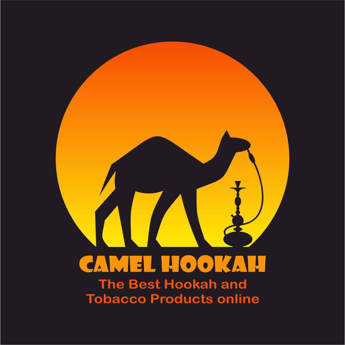 Check out the Best online Hookah Store - CamelHookah.com
